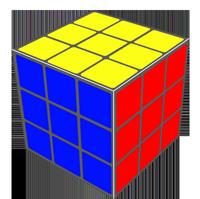 Zauberwürfel 3x3